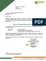 Undangan Panggilan Seleksi PT Golden Land Resources Periode Juni Tahun 2017