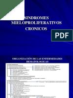 SINDROMES MIELOPROFILERATIVOS
