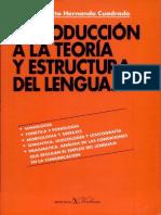 Introduccion a la teoría y estructura del lenguaje - Hernando.pdf