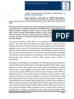 "IQ4I Research & Consultancy published a new report on ""HPAPI Global Market – Forecast To 2023"""