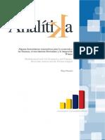 Algunas Herramientas Matematicas Para La Economia y Finanzas