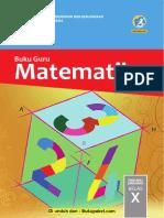 Buku Guru Kelas 10 Matematika.pdf