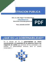 Sesion_1 Gobernabilidad y Rol Del Estado