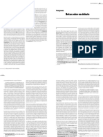 Posthegemonia - Notas Sobre Un Debate