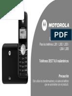 l301 303 Userguide Spanish