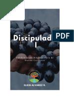 Discipulado I Fundamentos Del Nuevo Creyente Elkin Alvarez Icave