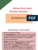 Problem+íticas Psico-Axio-Sociales Actuales