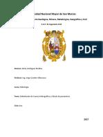 Delimitación de Cuenca Hidrográfica y Cálculo de Parámetros