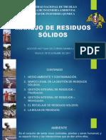 RESIDUOS SOLIDOS DEFINICION Y CLASIFICACION.ppt