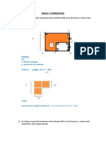Perimetros y Areas  =D