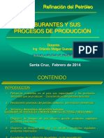 1- Refinacion de Petroleo Boliviano - Om