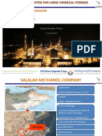 Fire Protection System for Large Chem Storage_Mohammed Al Mujaini