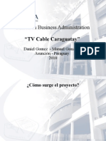 TV Cable Caraguatay