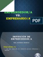00.2 Emprendedor vs Empresario
