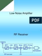 Low-Noise Amplifier (1)
