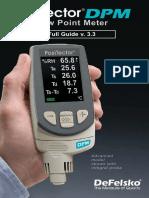 PosiTectorDPM Full Guide v3.3