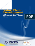 Making Value Chain Development Work for the People Primer