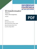 El Transformador UPSLP