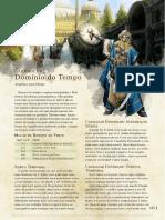 Clérigo Domínio Do Tempo v1