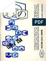 CBC Enciclopedia Mecanica RECTIFICADORA