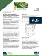 Landscape] How to Avoid Dam Construction Failures