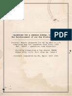 Blueprint for a Certain Future 1965 2015