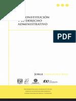 LA CONSTITUCIÓN Y EL DERECHO ADMINISTRATIVO.pdf