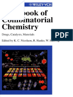 K. C. Nicolaou, Rudolf Hanko, Wolfgang Hartwig Handbook of Combinatorial Chemistry Drugs, Catalysts, Materials 2-Vol. Set.pdf