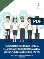 Buku Monitoring Dan Evaluasi PIS PK