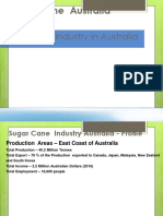 Sugar Cane Industry Australia