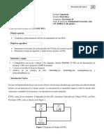 G8 Lazo de Seguimiento de Fase PLL ELE112C0217