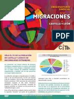 Observatorio Sindical de Las Migraciones CCOO de Castilla y Léon