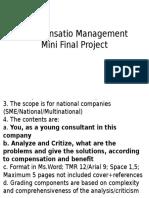 Mini Final Project