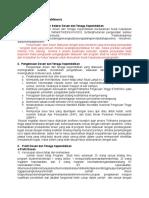 Evaluasi Diri Komponen D-4