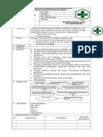 7.1.3.7 Sop Koordinasi Dan Komunikasi Antara Petugas Pendaftaran Den Unit-unit Penunjang Terkait