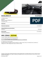Opel Confi