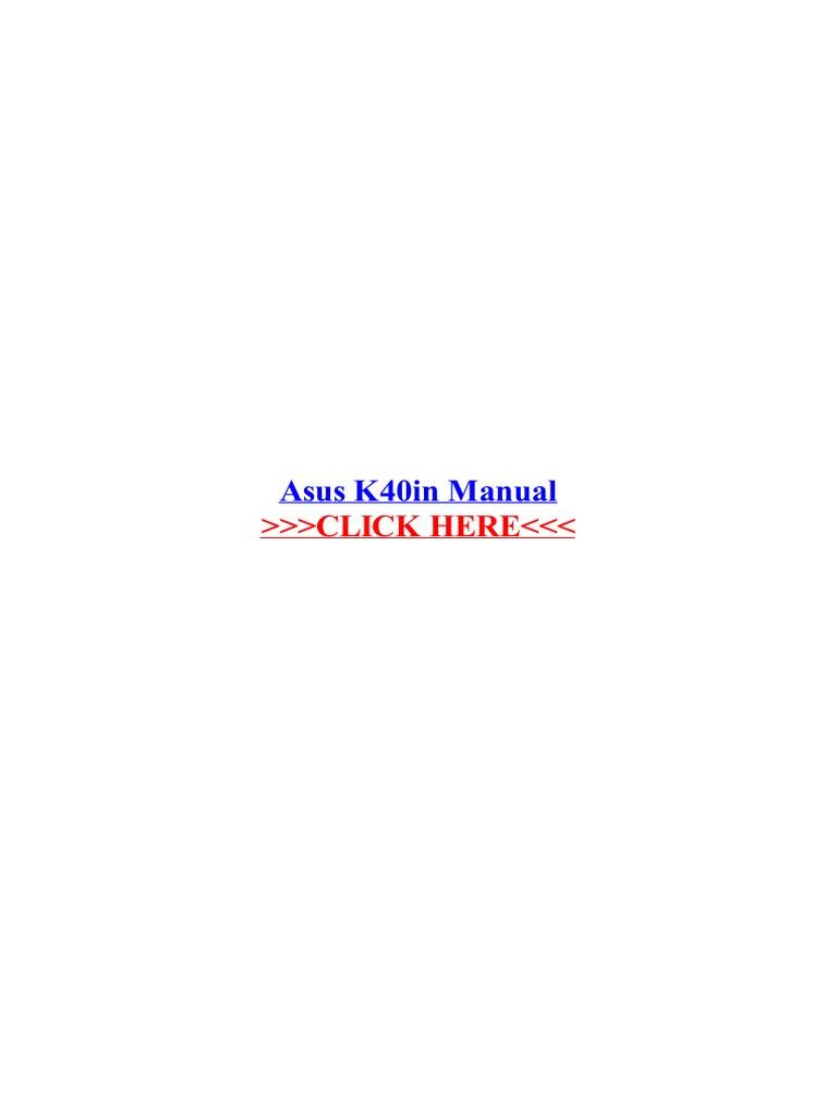 DRIVER UPDATE: ASUS X5DIJ CN1316-S30B-MI03 CL CAMERA