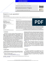 Diagnostico Apendicitis