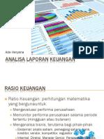 Ade Heryana_Analisa Laporan Keuangan