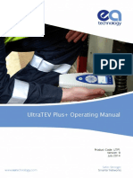Eatech UltraTEV Plus Manual