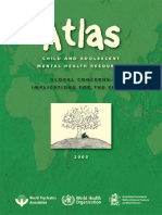 World Health Organization-Atlas_ Child and Adolescent Mental Health Resources _ Global Concerns, Implications for the Future-World Health Organization (2005)
