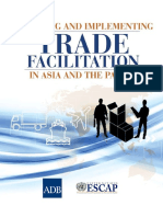 Trade Facilitation Book-ASIA Pacific