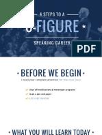 6 Figure Speaker Webinar Slides