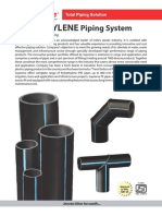 9 Polyethylene Piping System