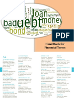 Financial Terms Book