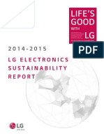 2014 2015 Sustainability Report