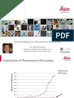 Recent Advances to Fluorescence DS