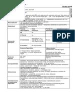 Parenteral Aciclovir
