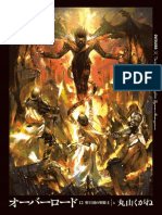 Overlord Volume 12 - The Paladin of the Holy Kingdom