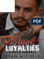 Blood & Loyalties - Ryan Michele